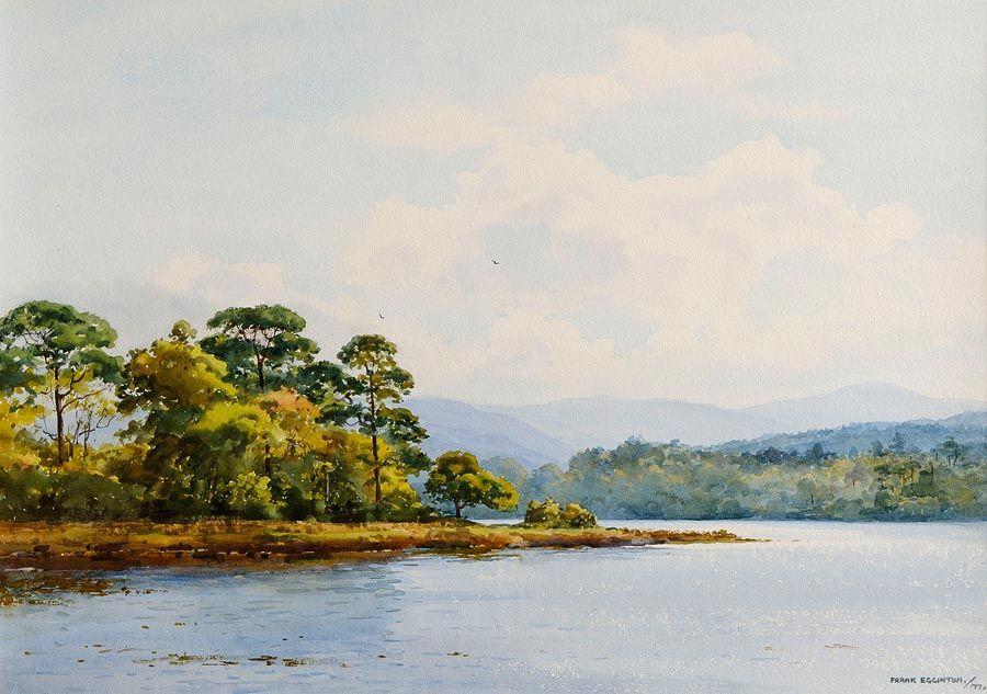 Frank Egginton RCA (1908-1990), Reenagross, Kenmare, Co. Kerry at Morgan O'Driscoll Art Auctions