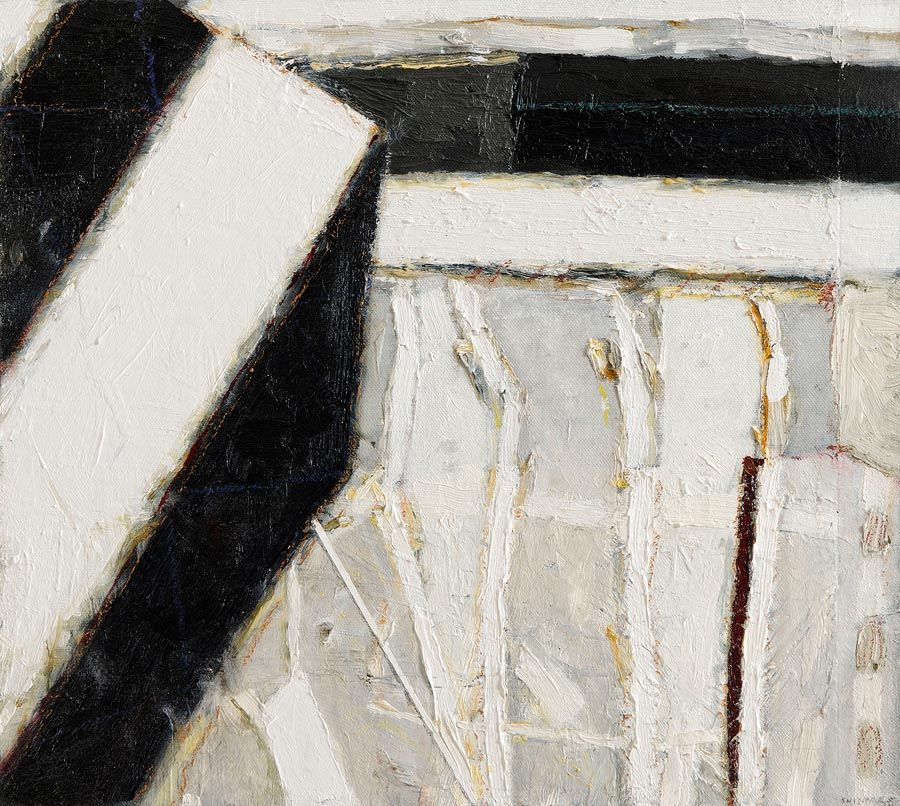 John Shinnors (b.1950), Kite Over Carraroe at Morgan O'Driscoll Art Auctions
