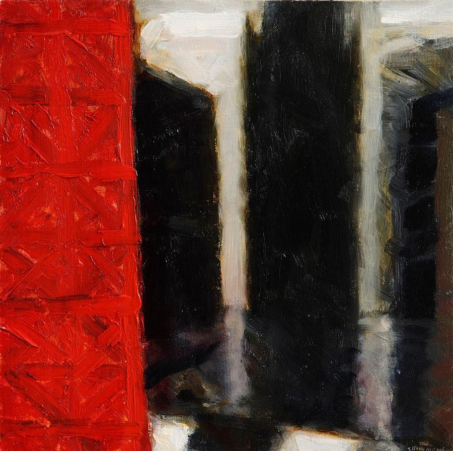 John Shinnors (b.1950), Cathedral, St. John's Square at Morgan O'Driscoll Art Auctions