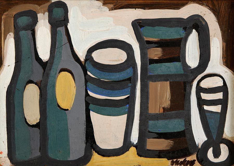 Markey Robinson (1918-1999), Still Life at Morgan O'Driscoll Art Auctions