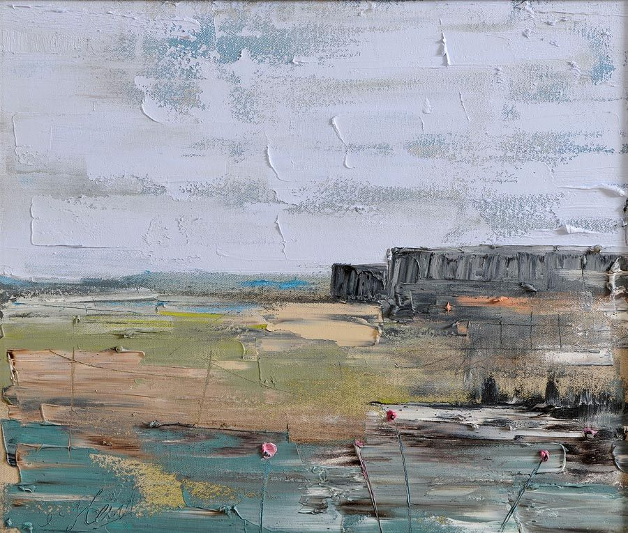 Colin Flack (20th/21st Century), West of Ireland Landscape at Morgan O'Driscoll Art Auctions