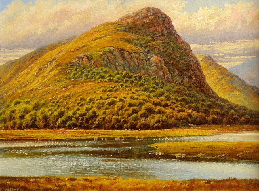 Alan Kenny (20th/21st Century), Eagle's Nest, Killarney at Morgan O'Driscoll Art Auctions