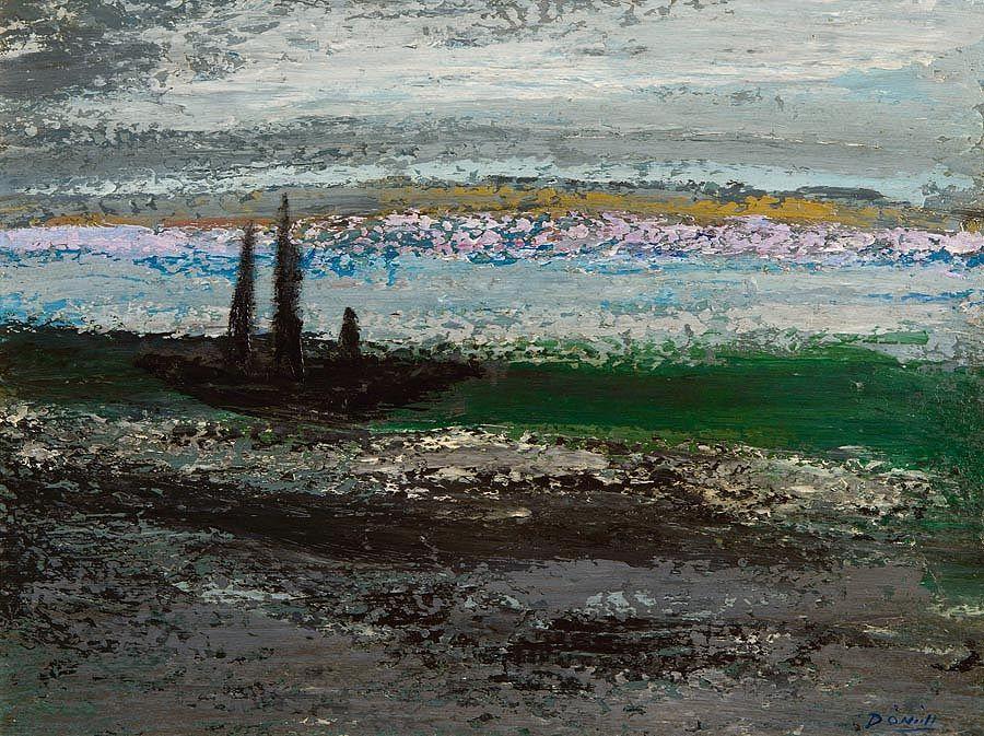 Daniel O'Neill (1920-1974), Setting Sail at Morgan O'Driscoll Art Auctions