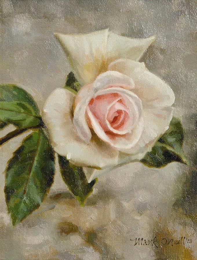 Mark O'Neill (b.1963), Single Pink at Morgan O'Driscoll Art Auctions
