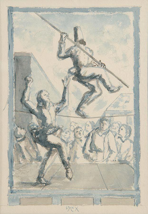 Stephen McKenna PPRHA (b.1939), Circus Theme at Morgan O'Driscoll Art Auctions