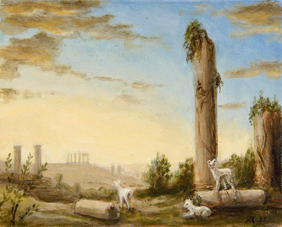 Robert Ryan (20th/21st Century), Fallen Empire at Morgan O'Driscoll Art Auctions