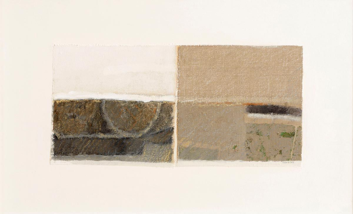 John Shinnors (b.1950), Dun Aengus Study 2002 at Morgan O'Driscoll Art Auctions