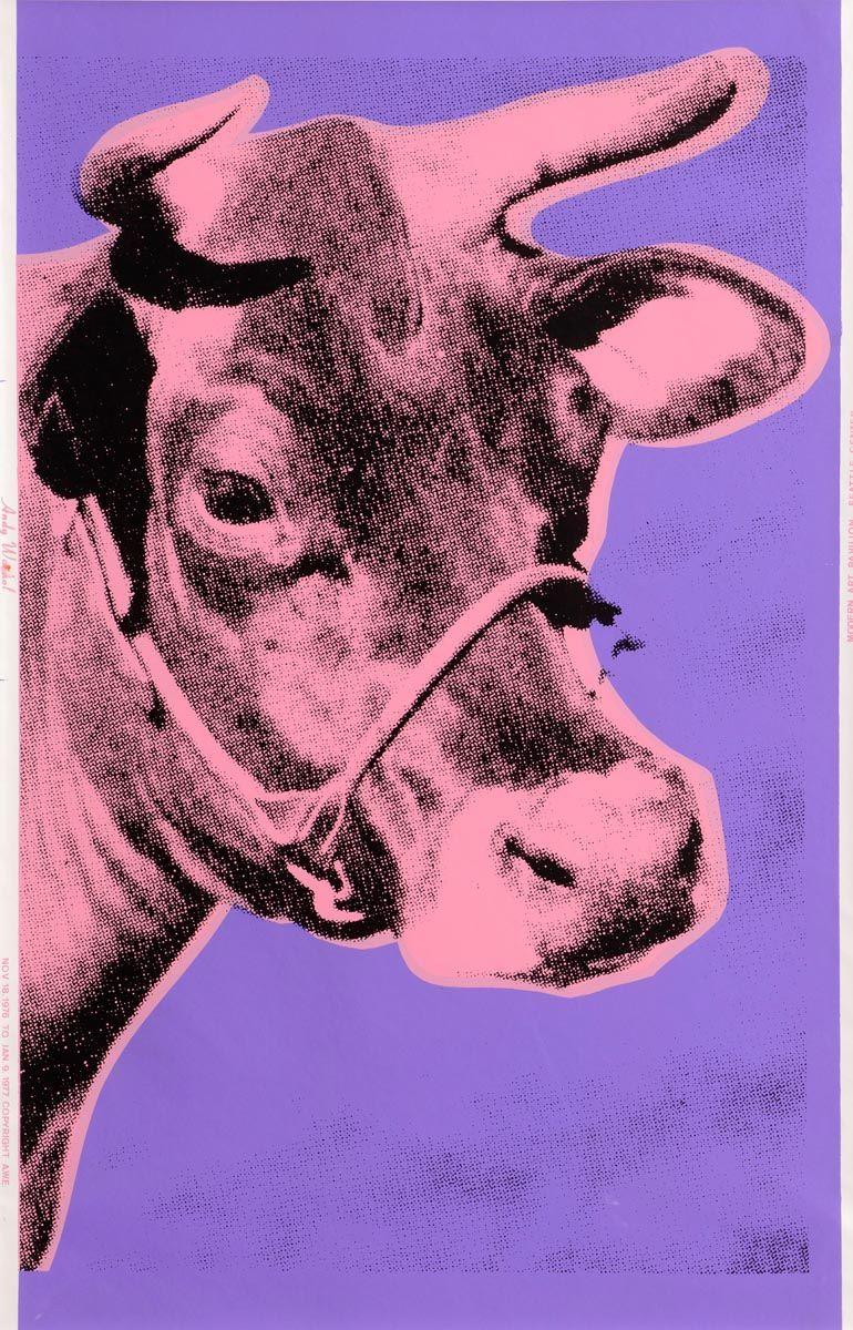Andy Warhol (1928-1987) British, Cow 1976 at Morgan O'Driscoll Art Auctions