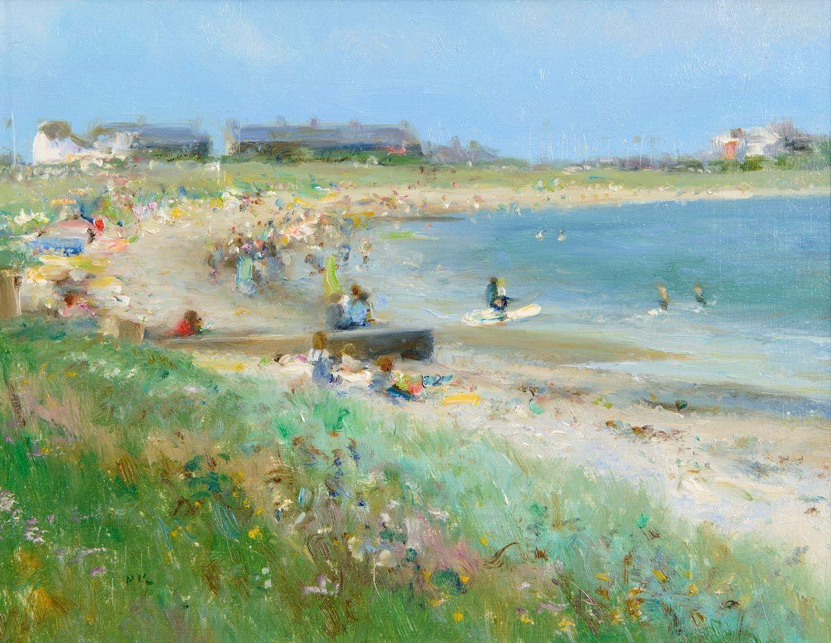 Paul Kelly (20th Century) British, Summer's Day at Morgan O'Driscoll Art Auctions