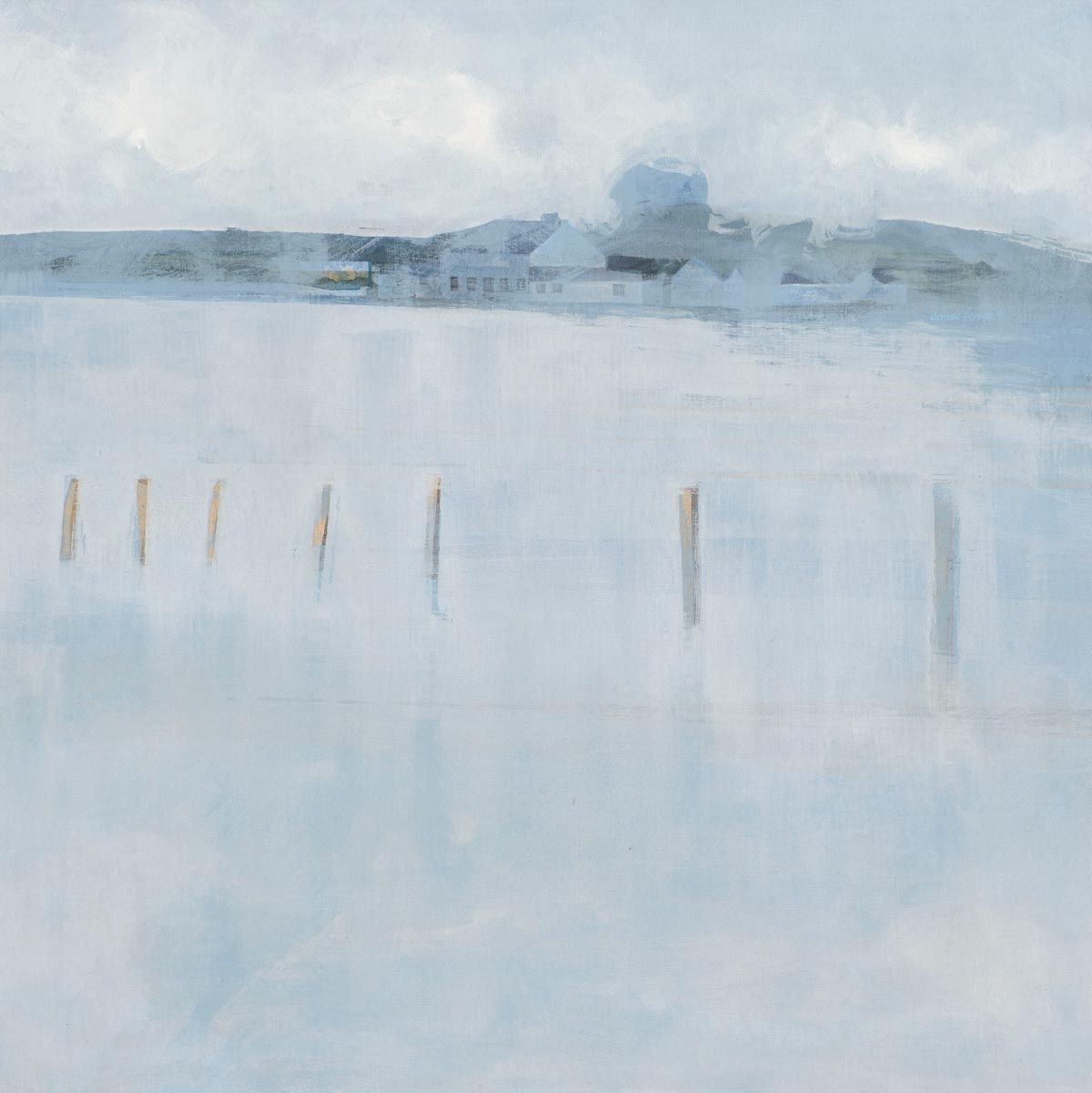 Denise Ferran (20th/21st Century), Culdaff Co. Donegal at Morgan O'Driscoll Art Auctions