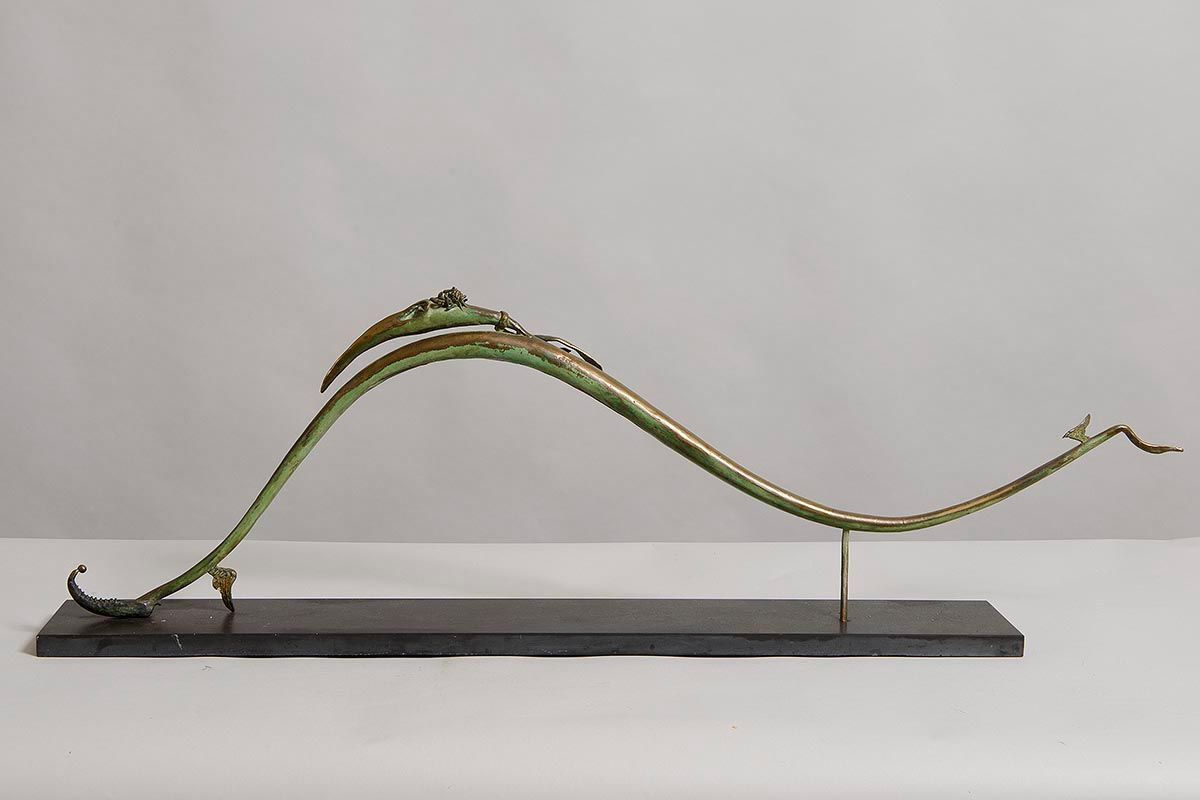 Patrick O'Reilly (b.1957), Mercury Marching at Morgan O'Driscoll Art Auctions