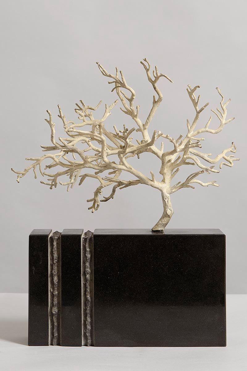 Leo Higgins (20th/21st Century), Winter Tree at Morgan O'Driscoll Art Auctions