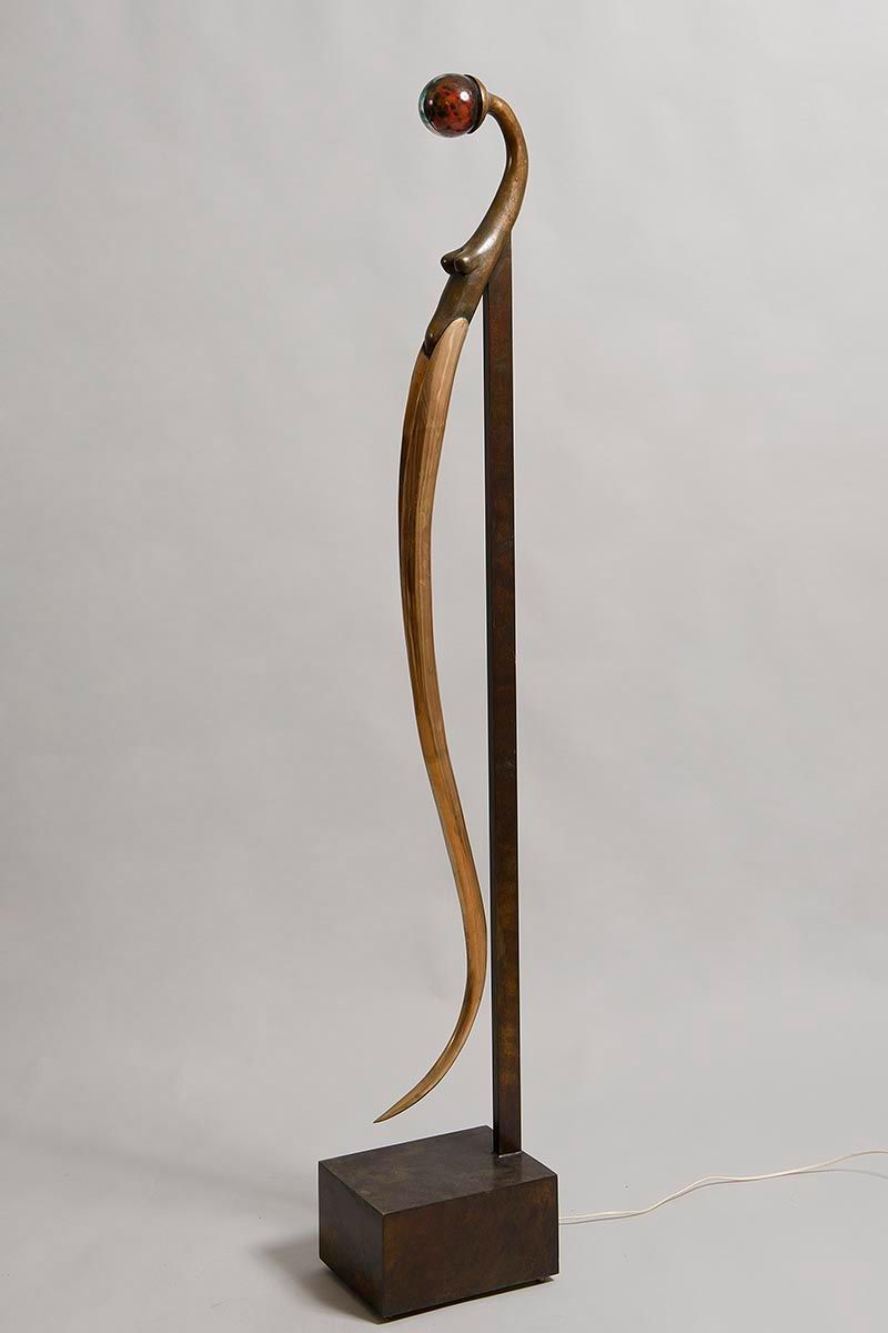 Patrick O'Reilly (b.1957), Female Intellect, 2001 at Morgan O'Driscoll Art Auctions