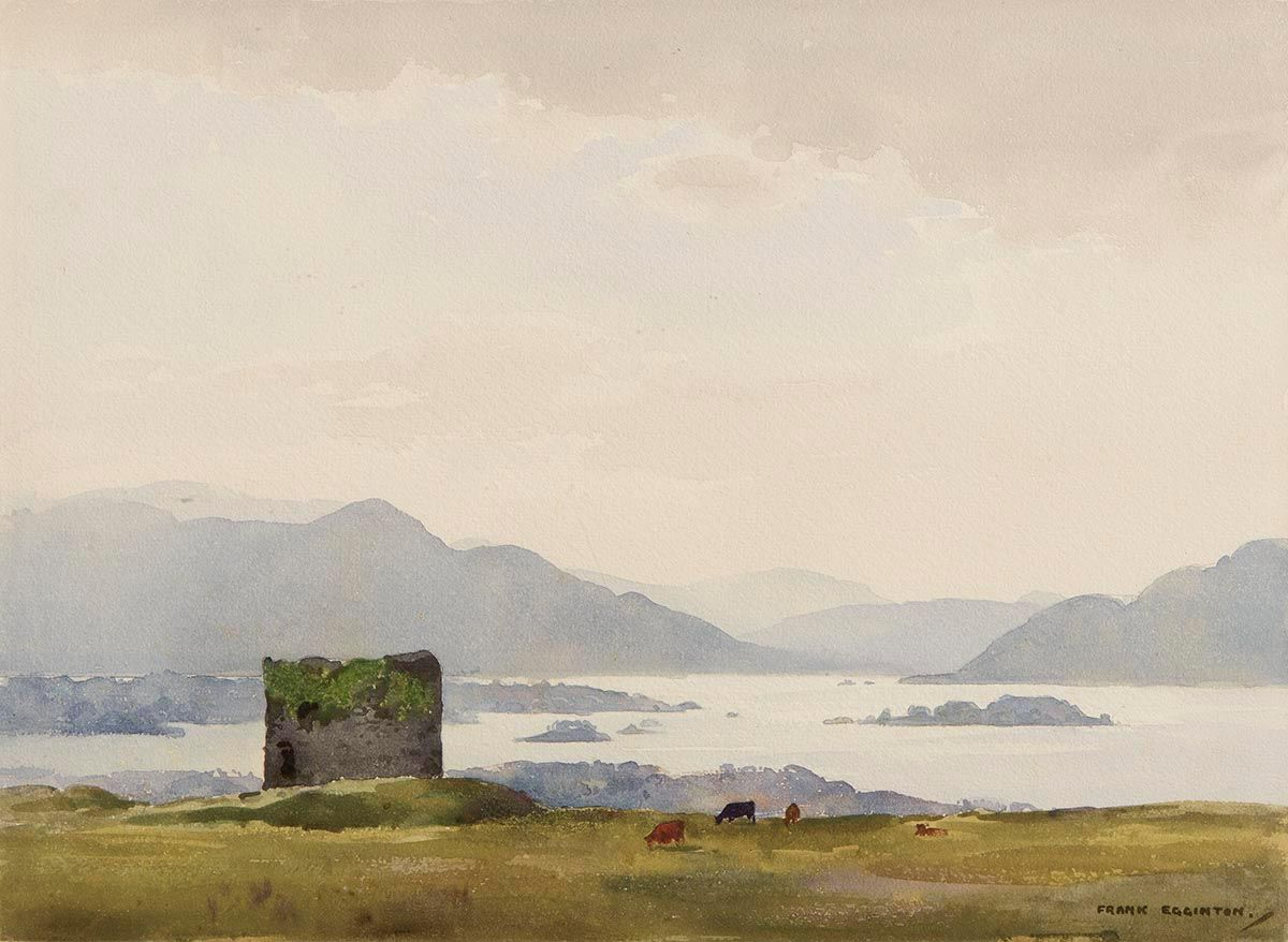 Frank Egginton, Killarney at Morgan O'Driscoll Art Auctions