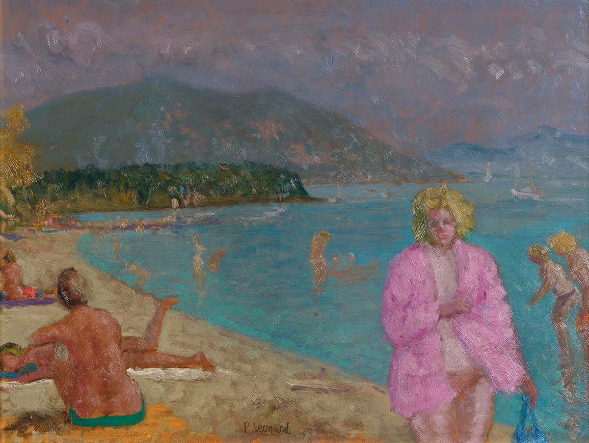 Patrick Leonard, Dassis - Corfu, June 1985 at Morgan O'Driscoll Art Auctions
