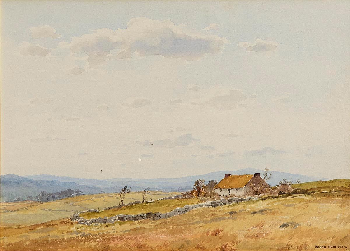Frank Egginton, Near Dunfanaghy, Co. Donegal at Morgan O'Driscoll Art Auctions