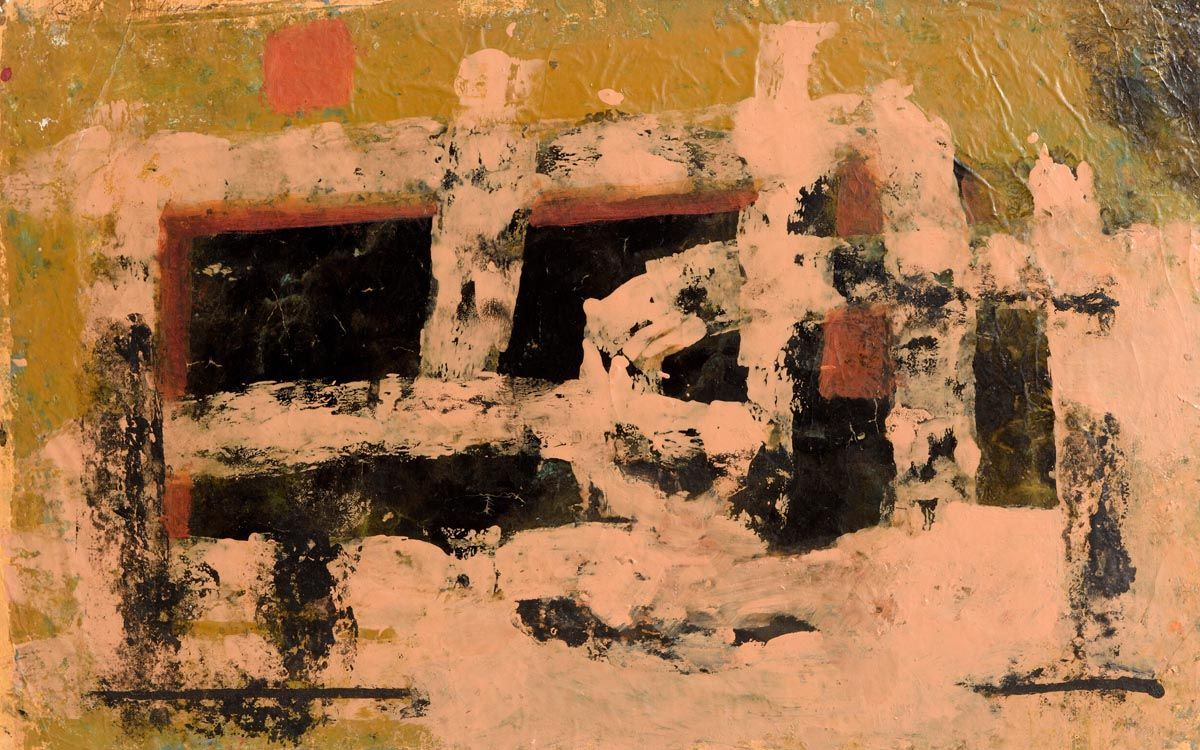 Camille Souter, Achill Inland (c.1960) at Morgan O'Driscoll Art Auctions