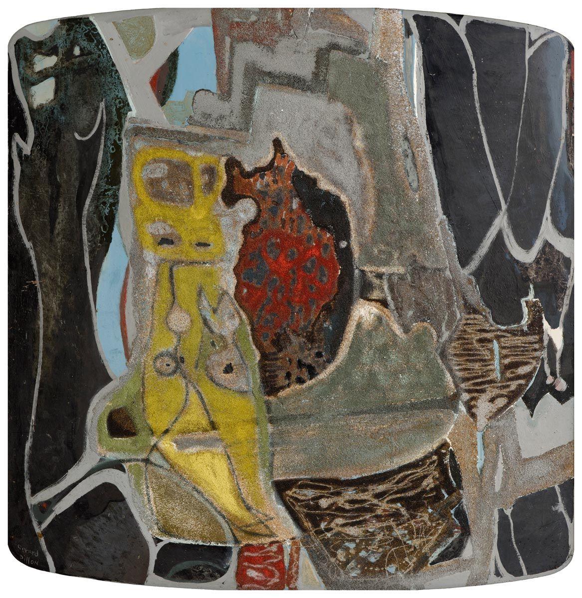 Gerard Dillon, Abstract Landscape at Morgan O'Driscoll Art Auctions