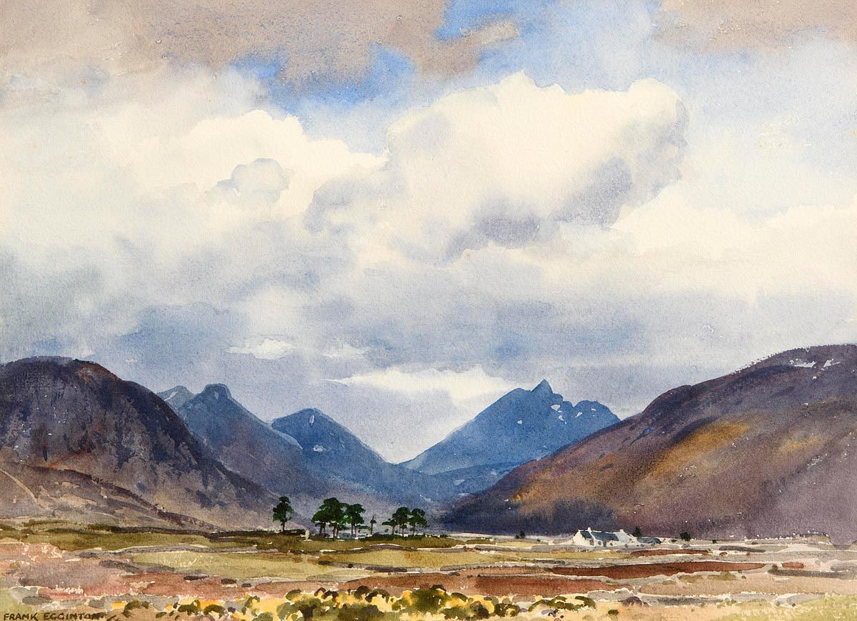 Frank Egginton, Near Kilkeel, Co. Down at Morgan O'Driscoll Art Auctions