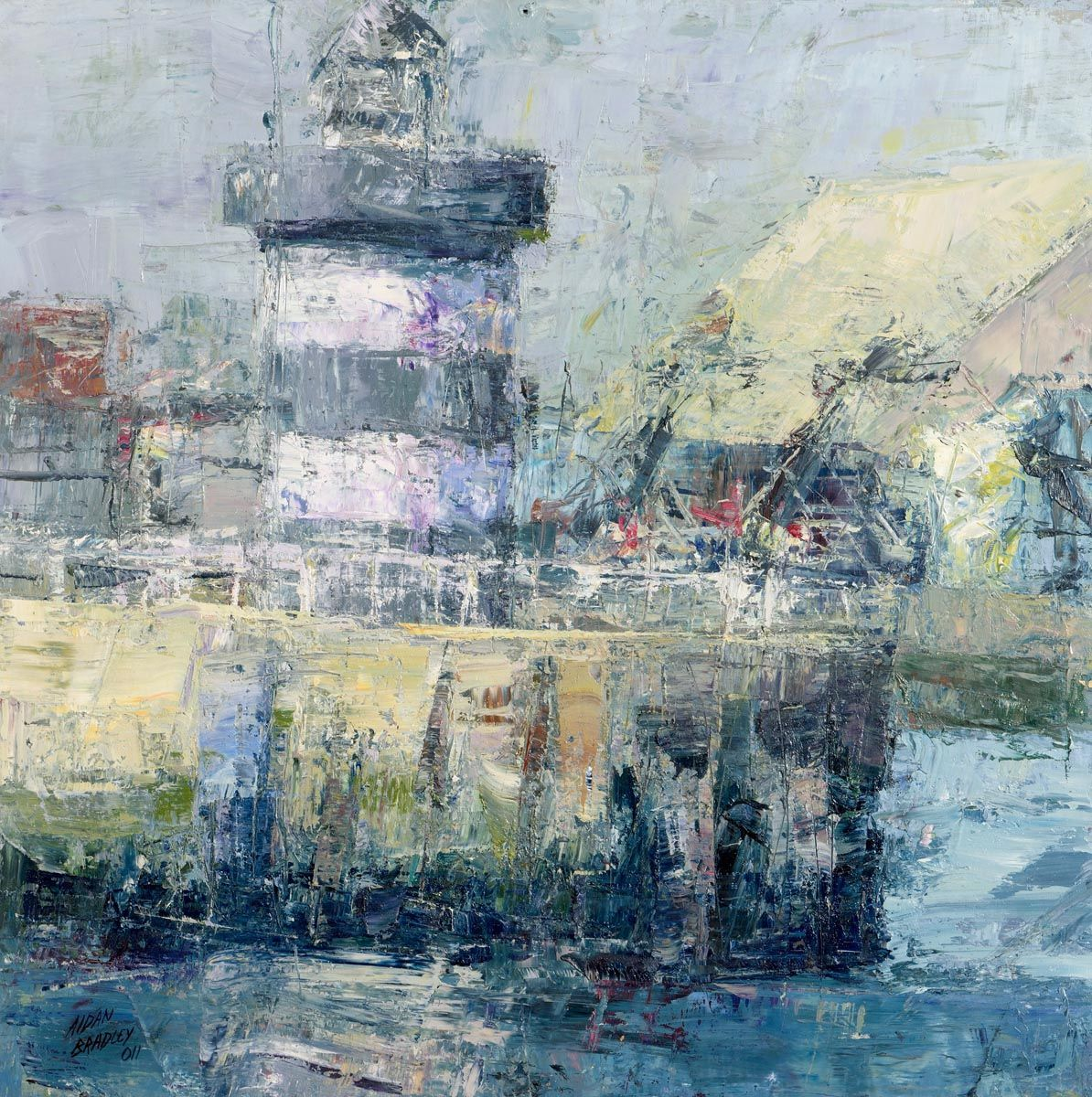 Howth Head Lighthouse (2011) at Morgan O'Driscoll Art Auctions