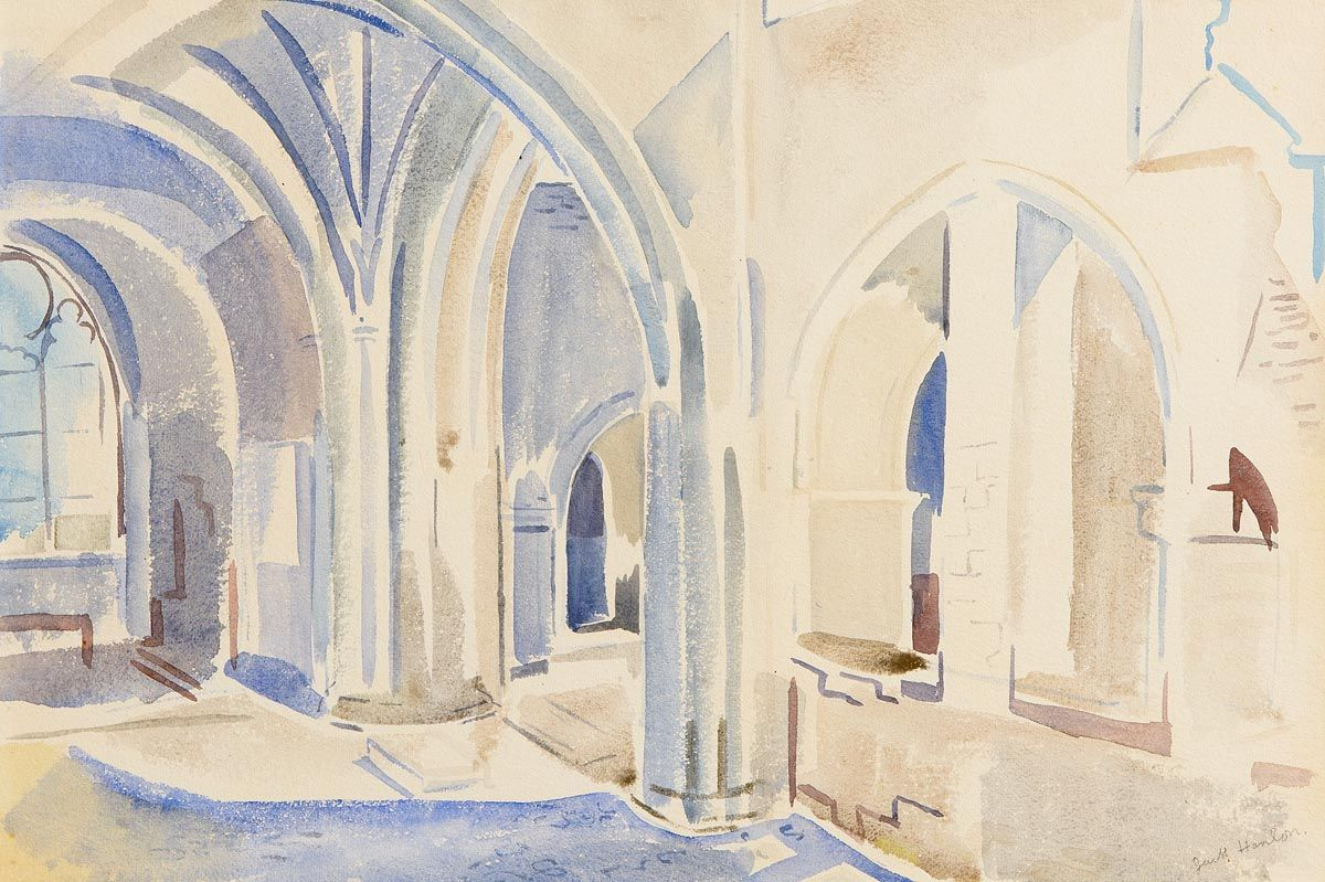 Fr. Jack P. Hanlon, Jerpoint Abbey at Morgan O'Driscoll Art Auctions
