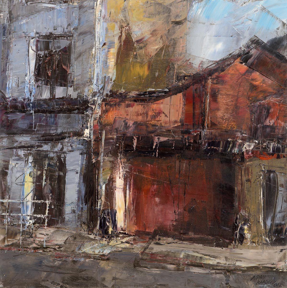 Garage, Bakery Gate at Morgan O'Driscoll Art Auctions