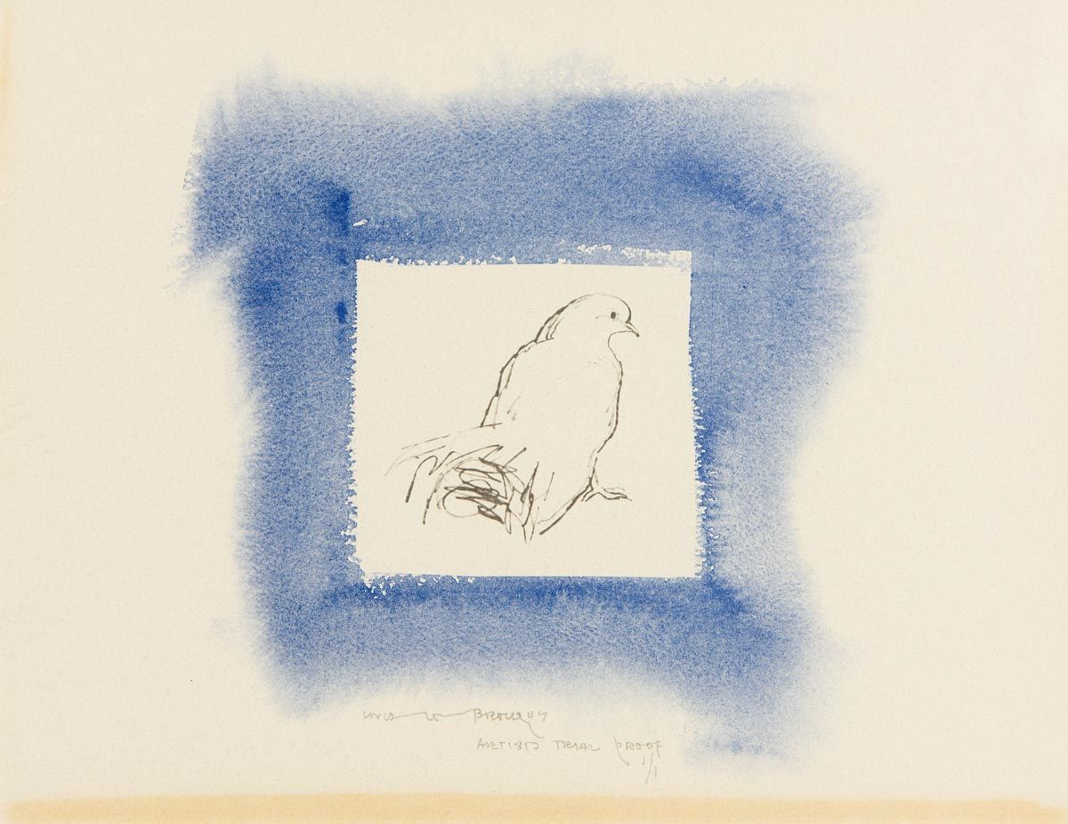 Louis Le, Pigeon Series at Morgan O'Driscoll Art Auctions