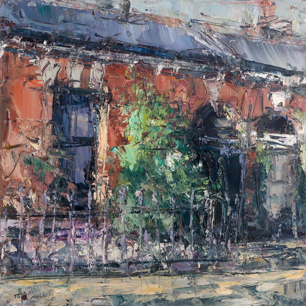 Geraldine Street, Phibsborough at Morgan O'Driscoll Art Auctions