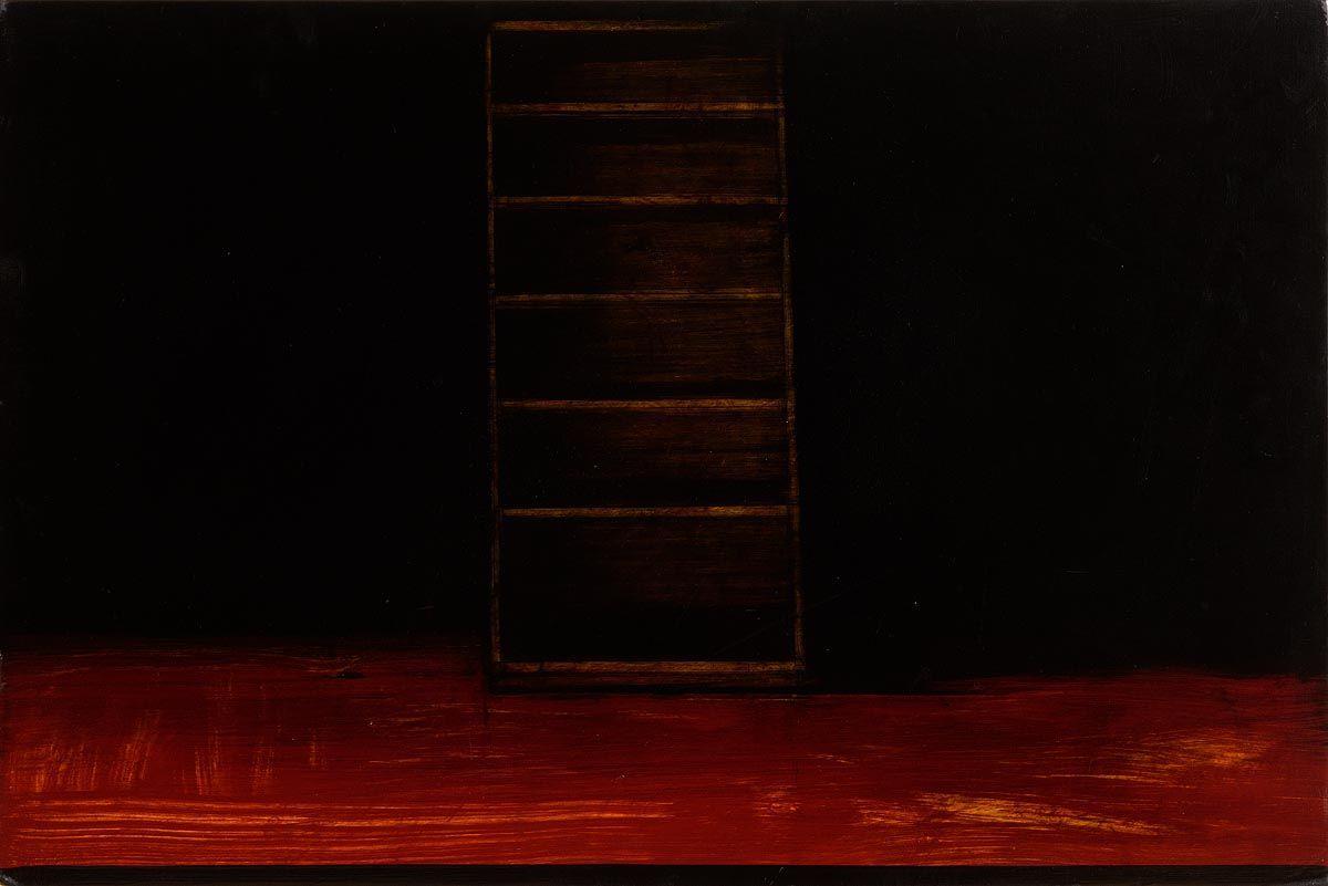 Simon English, Library (1999) at Morgan O'Driscoll Art Auctions