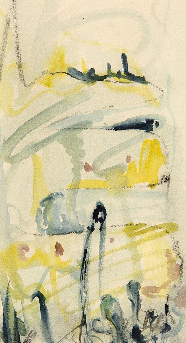 Nano Reid, Landscape at Morgan O'Driscoll Art Auctions