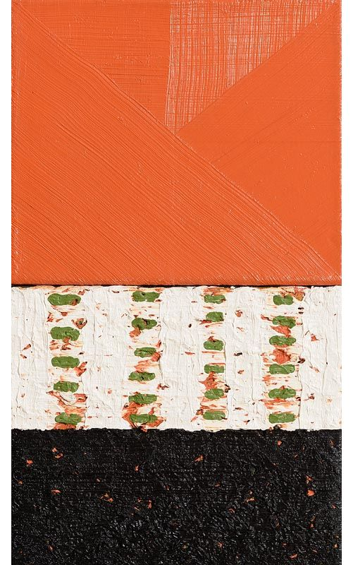 John Noel Smith, Untitled Field Painting (2007) at Morgan O'Driscoll Art Auctions