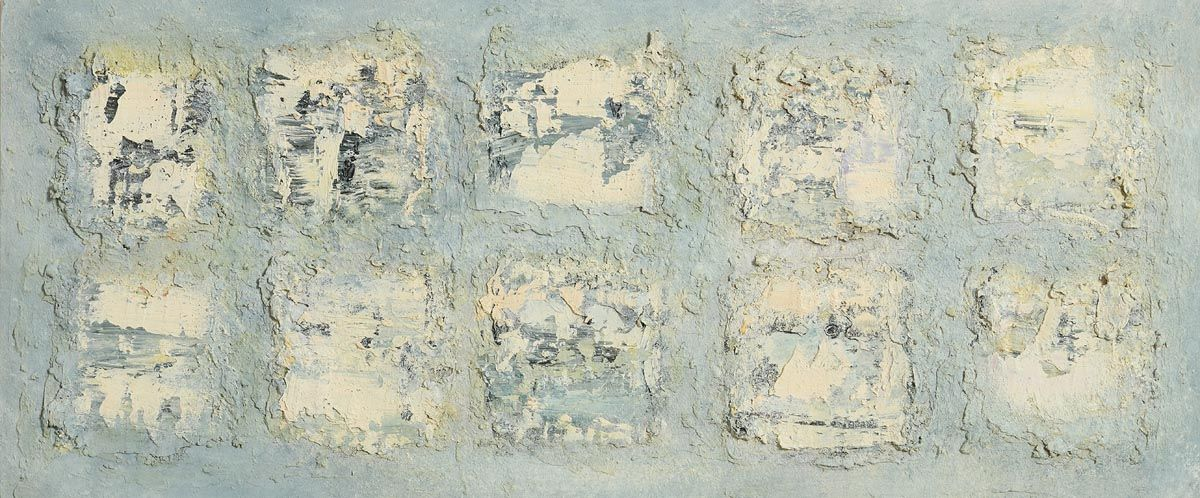 John Kingerlee, Grid - Kilcatherine (2007) at Morgan O'Driscoll Art Auctions