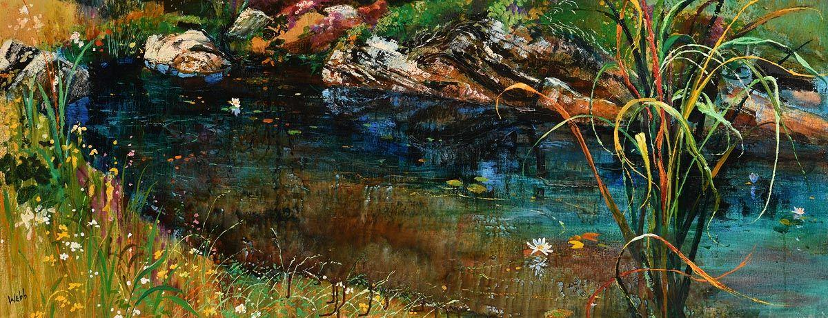 Kenneth Webb, Gorn na Loiche at Morgan O'Driscoll Art Auctions