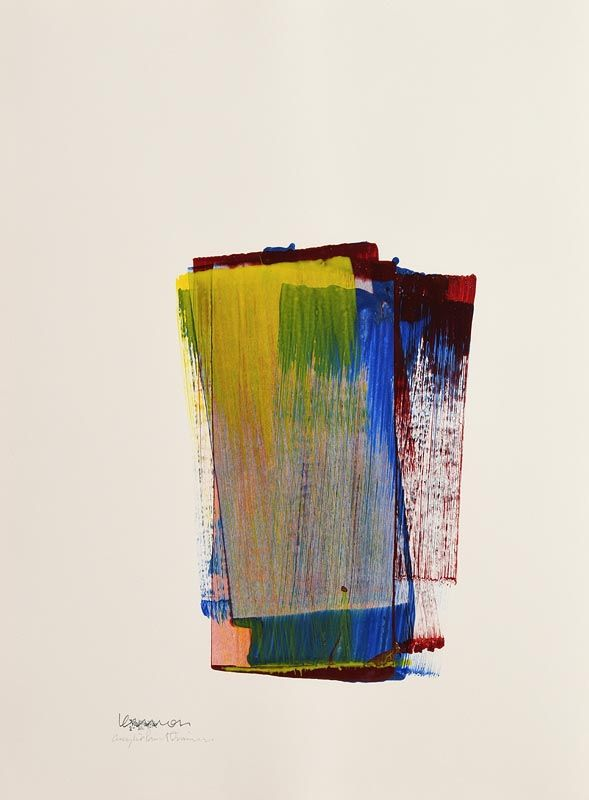 Ciaran Lennon, Arbitary Colour Collection at Morgan O'Driscoll Art Auctions