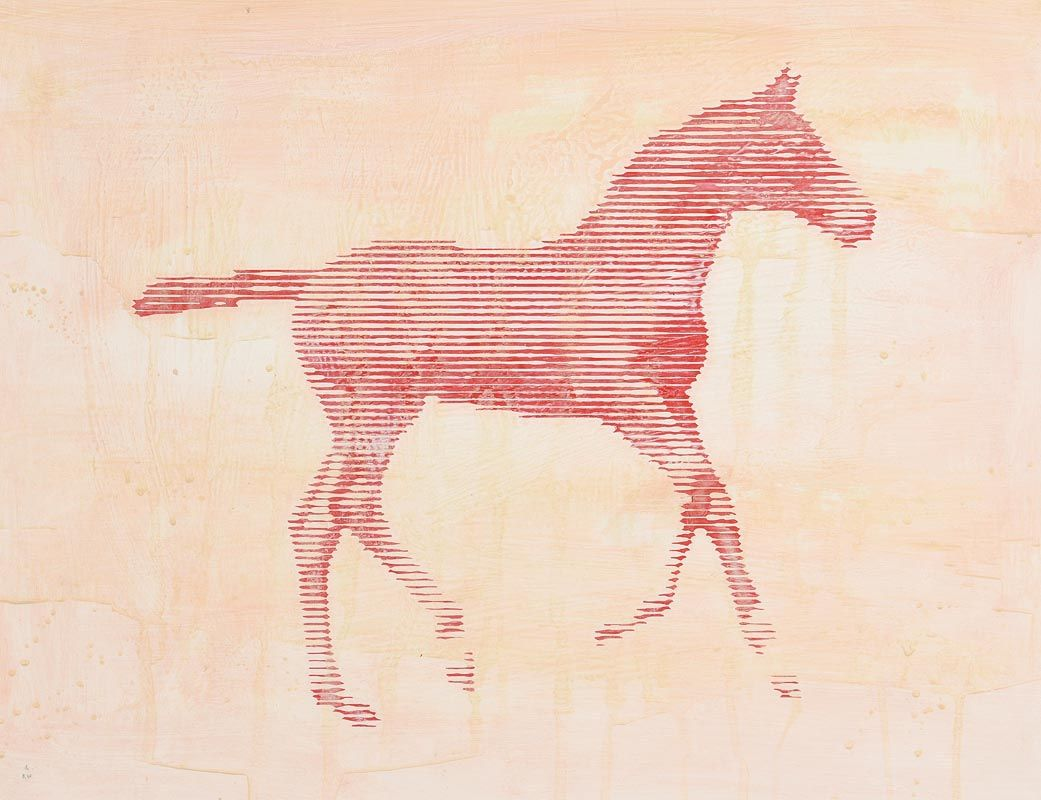 Ross Wilson, The Red Pony (From John Steinbeck) at Morgan O'Driscoll Art Auctions