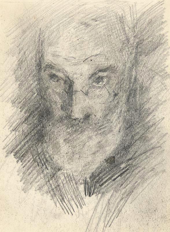 John Butler Yeats, Self Portrait at Morgan O'Driscoll Art Auctions