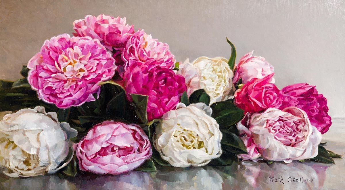 Mark O'Neill, Summer Romance at Morgan O'Driscoll Art Auctions