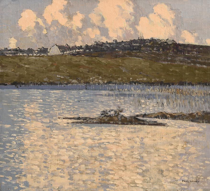 Paul Henry, Waterville, Co Kerry at Morgan O'Driscoll Art Auctions