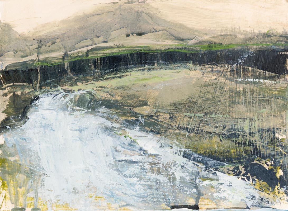 Donald Teskey, Inagh Valley, Connemara at Morgan O'Driscoll Art Auctions