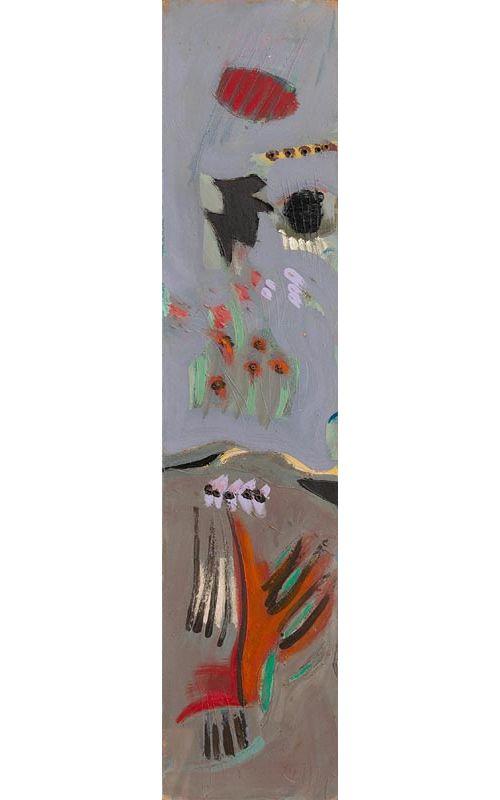 Tony O'Malley, Abstract Forms at Morgan O'Driscoll Art Auctions