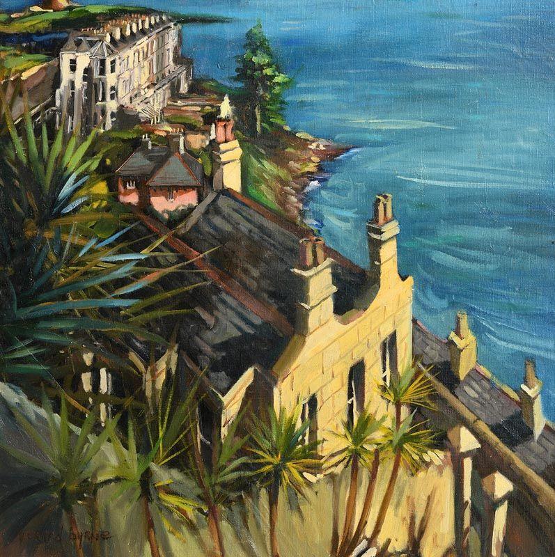 Gerard Byrne, Sorento Terrace, Dalkey at Morgan O'Driscoll Art Auctions