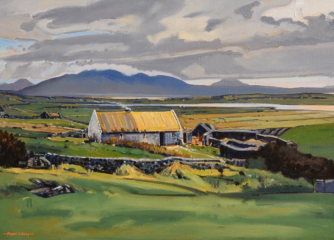 Fergal Nally, Killadoon, Co. Mayo at Morgan O'Driscoll Art Auctions