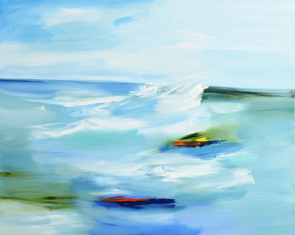 Majella O'Neill Collins, Before the Storm (2018) at Morgan O'Driscoll Art Auctions