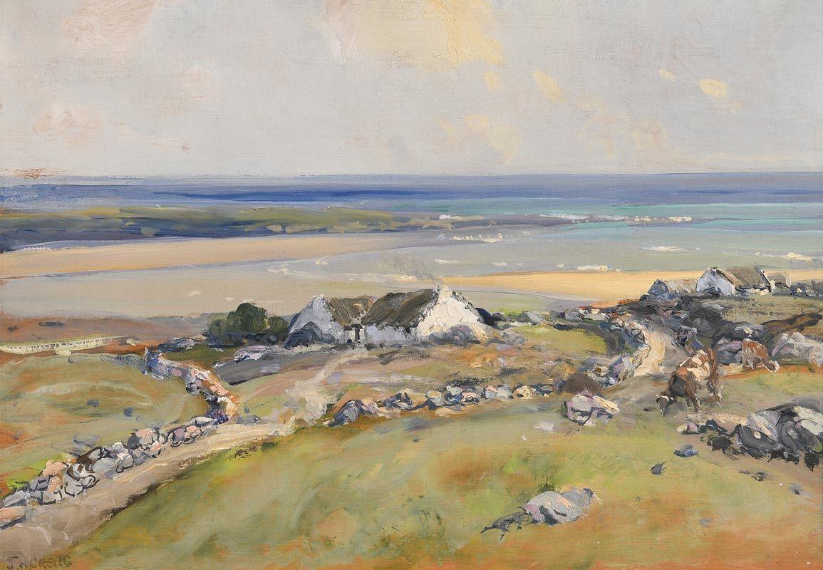 James Humbert Craig, Rosbeg at Morgan O'Driscoll Art Auctions