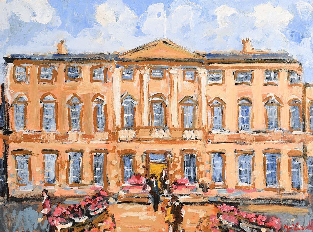 Marie Carroll, Trinity College, Dublin at Morgan O'Driscoll Art Auctions
