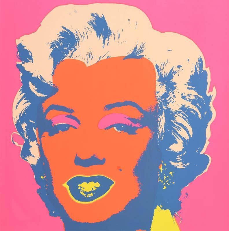 after Andy Warhol, Marilyn Monroe 11.22 at Morgan O'Driscoll Art Auctions