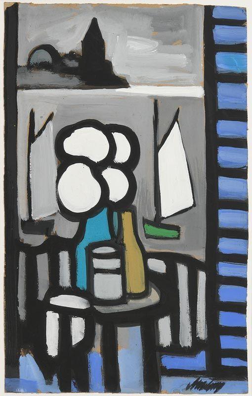 Markey Robinson, Still Life and Landscape at Morgan O'Driscoll Art Auctions