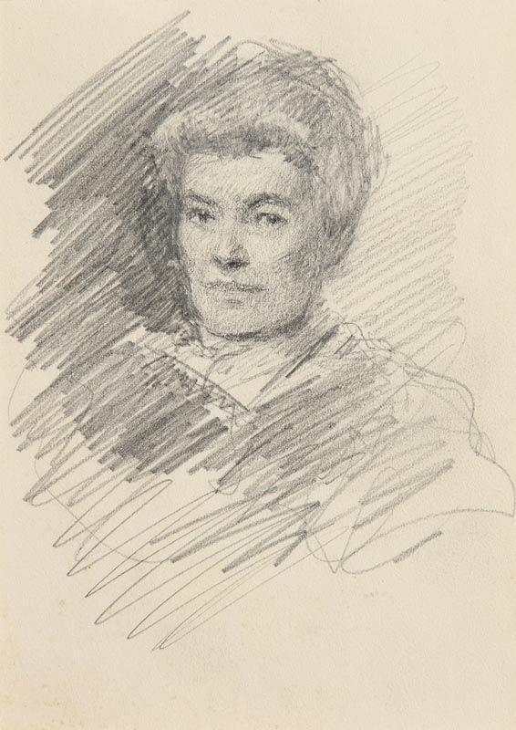 John Butler Yeats, Rosa Butt at Morgan O'Driscoll Art Auctions