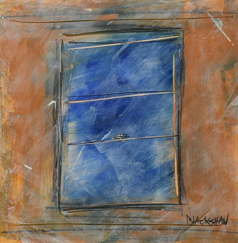 Basil Blackshaw, Window Series at Morgan O'Driscoll Art Auctions