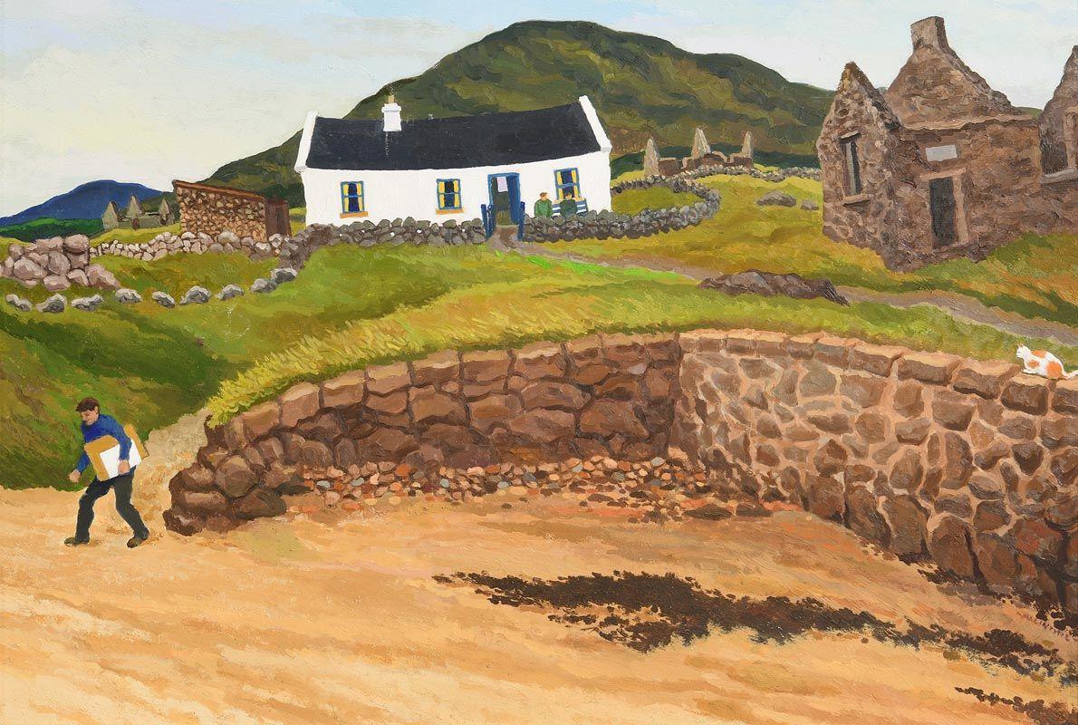 James MacIntyre, Innislacken (1951) at Morgan O'Driscoll Art Auctions